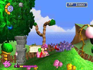 Screenshot Thumbnail / Media File 1 for Tomba! [U]